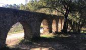 Randonnée Marche ROQUEBRUNE-SUR-ARGENS - les 25 ponts - Photo 8