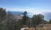 Trail Other activity Calp - Spain - Calpe - Olta roundtour - Photo 5