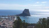 Trail Other activity Calp - Spain - Calpe - Olta roundtour - Photo 4