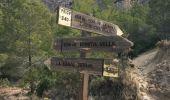 Trail Other activity Calp - Spain - Calpe - Olta roundtour - Photo 2