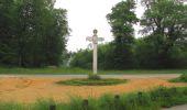 Randonnée Marche LACROIX-SAINT-OUEN - en forêt de Compiègne_35_la Croix Saint-Sauveur_le Ru du Goderu - Photo 92