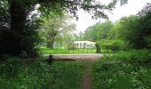 Randonnée Marche LACROIX-SAINT-OUEN - en forêt de Compiègne_35_la Croix Saint-Sauveur_le Ru du Goderu - Photo 47