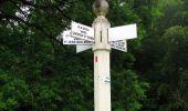 Randonnée Marche LACROIX-SAINT-OUEN - en forêt de Compiègne_35_la Croix Saint-Sauveur_le Ru du Goderu - Photo 67