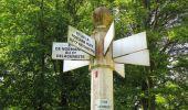 Randonnée Marche LACROIX-SAINT-OUEN - en forêt de Compiegne_16_Boquet Gras_Béthisy_Prés du Rosoir - Photo 75