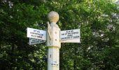 Randonnée Marche LACROIX-SAINT-OUEN - en forêt de Compiegne_16_Boquet Gras_Béthisy_Prés du Rosoir - Photo 21