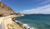 Trail Walk Alacant/Alicante - Playa de San Juan to Alicante - Photo 3