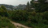 Trail Mountain bike SAINT-ETIENNE-DU-GRES - [PAT] Rando Saint Martin Du Grès Les Baux De Provence - Photo 2