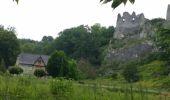 Trail Walk Onhaye - FALAËN ...  par les ruines du Château de Montaigle. - Photo 1