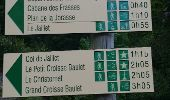 Trail Walk MEGEVE - MEGEVE (le Pâtit Croisse Baulet) - Photo 7