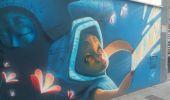 Randonnée Marche GRENOBLE - street art Championnet - Photo 5