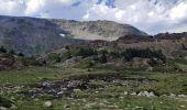 Trail Walk LES ANGLES - balade des 12 lacs  depuis le lac de bouilloires  - Photo 12