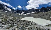 Randonnée Marche VILLAR-D'ARENE - traversée du Col d'Arsine - Photo 11