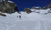Randonnée Ski de randonnée SAINT-COLOMBAN-DES-VILLARDS - Selle du Puy gris - Photo 3