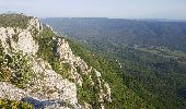 Randonnée Accrobranche DUILHAC-SOUS-PEYREPERTUSE - Cathare 4 Duilhac sous P.  Bugarach - Photo 5