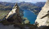 Randonnée Marche BEAUFORT - Rocher du Vent (Pistes) - Photo 2