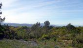 Randonnée A pied Coustouge - COUSTOUGE: Au-dessus de Coustouge - Photo 6