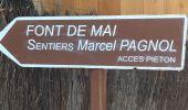 Randonnée Marche AUBAGNE - aubagne pagnol - Photo 46