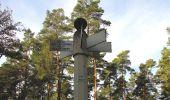 Randonnée Marche SAINT-JEAN-AUX-BOIS - en forêt de Compiègne_32_11_2019_les Tournantes de la Muette et sous la Tête Saint-Jean - Photo 105