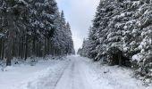 Randonnée Marche Butgenbach - Dans la neige  - Photo 1