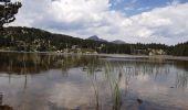 Trail Walk LES ANGLES - balade des 12 lacs  depuis le lac de bouilloires  - Photo 24