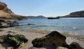 Randonnée Marche MARSEILLE - La calanque de Marseilleveyre depuis Callelongue - Photo 1