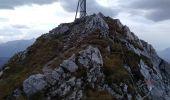 Trail Walk ECOLE - Dent et col d'Arclusaz par le col de la cochette - Photo 5