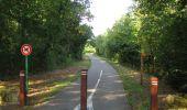 Randonnée Marche LACROIX-SAINT-OUEN - en forêt de Compiègne_35_la Croix Saint-Sauveur_le Ru du Goderu - Photo 48