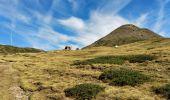 Trail Walk ORNON - Plateau des lacs, lac Fourchu. par bergerie - Photo 8