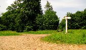 Randonnée Marche COYOLLES - en forêt de Retz_78_les rayons du Rond Capitaine - Photo 115