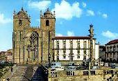 Point d'intérêt Cedofeita, Santo Ildefonso, Sé, Miragaia, São Nicolau e Vitória - Sé do Porto (cathedrale) - Photo 1