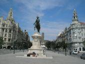 Point d'intérêt Cedofeita, Santo Ildefonso, Sé, Miragaia, São Nicolau e Vitória - Praça dos Aliados (Place des alliés) - Photo 3