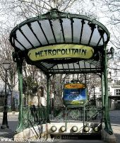 Point d'intérêt PARIS - Metro Abbesses - Photo 1