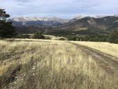 Point d'intérêt LA MURE-ARGENS - Montagne du Cheval Blanc, déco du < Cordeil - Photo 1