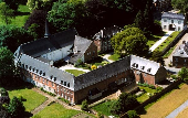 Point d'intérêt Braine-l'Alleud - Monastère Saint-Charbel - Abbaye de Bois-Seigneur-Isaac - Photo 1
