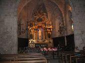 Point d'intérêt MOUSTIERS-SAINTE-MARIE - Chapelle Notre-Dame de Beauvoir - Photo 1