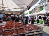 Point d'intérêt Bruxelles - Marché - Place Emile Bockstael - Photo 1
