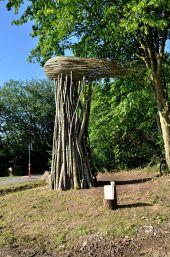 Point d'intérêt Havelange - SENTIERS D'ART - CLOUD TREE - Photo 1