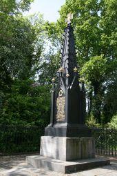 Point d'intérêt Lasne - Monument aux Prussiens - Photo 1