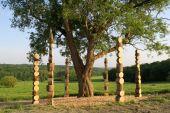 Point d'intérêt Somme-Leuze - Sentiers d'art - 6 portes sensorielles - Photo 1