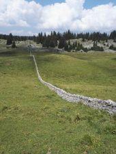Point d'intérêt Le Chenit - la muraille de chine! - Photo 1