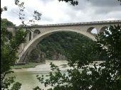 place LA VICOMTE-SUR-RANCE - Pont du Lessard - Photo 1