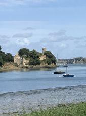Point d'intérêt PLEUDIHEN-SUR-RANCE - Château de PEHOU - Photo 1