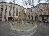 place CERET - Fontaine 9 jets - Photo 1