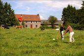 Point d'intérêt Somme-Leuze - Le golffermier à la Ferme de la Bourgade - Photo 2