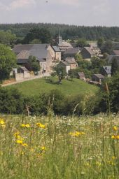 Point d'intérêt Somme-Leuze - Le village de Chardeneux (un des plus beau de Wallonie) - Photo 1