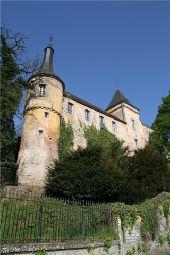 Point d'intérêt Rochefort - Château jaune - Photo 1