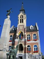 place Rochefort - Hôtel de Ville  - Photo 1