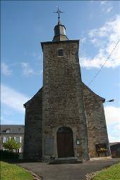 place Rochefort - Eglise Saint-Michel -Ave-et-Auffe - Photo 1