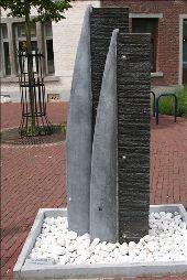 place Houyet - Sculpture - Photo 1