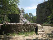 place LE THOLONET - Barrage Romain - Photo 1